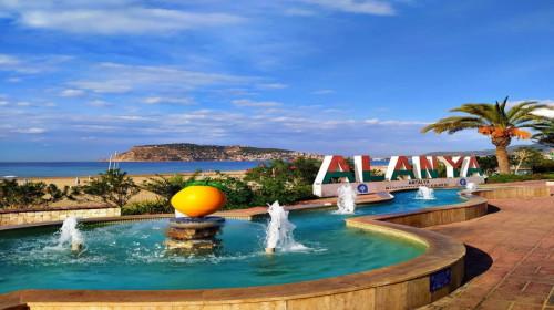 Алания Турция отели отдых экскурсии