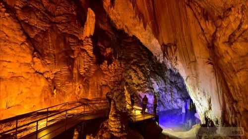 Пещера Дим в Алании