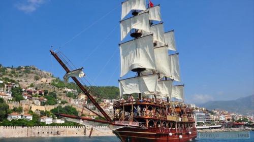 Яхты Алании цена, отзывы