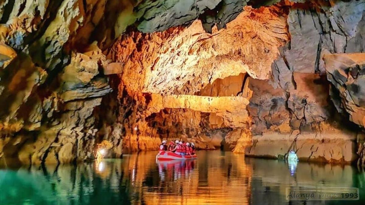 Какие пещеры Турции стоит посмотреть
