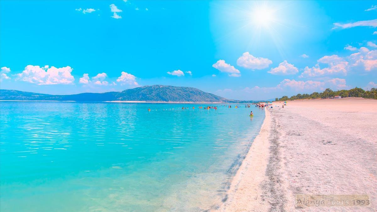 Озеро Салда Турция отзывы