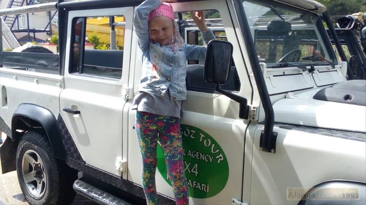 Экскурсии в Алании с детьми