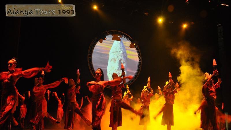 Огни Анатолии