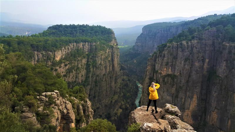 Тазы каньон